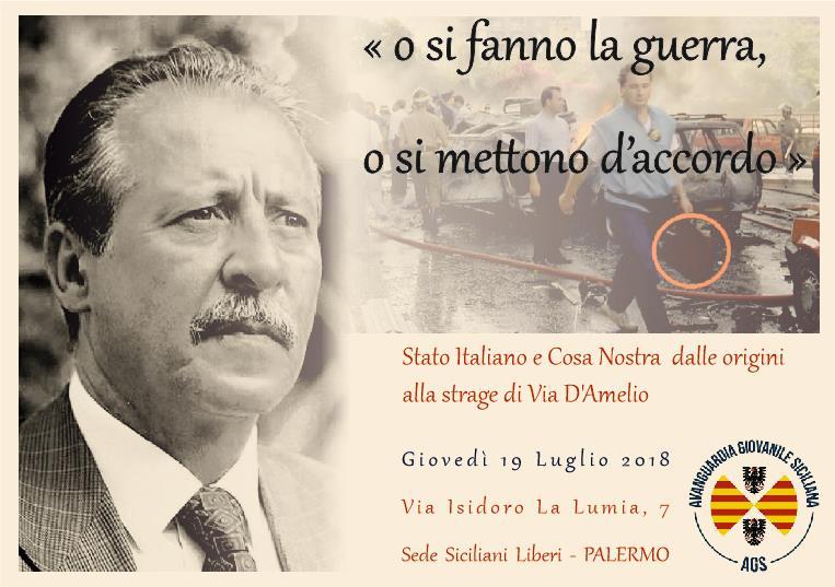 Borsellino convegno 2018