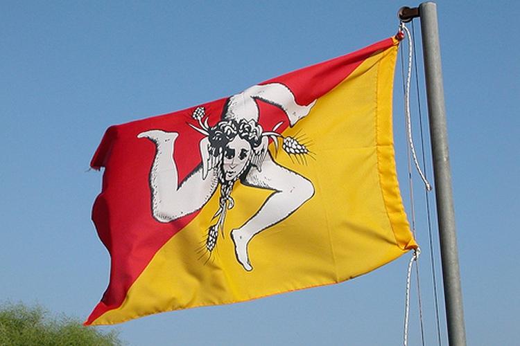 Bandiera Sicilia TpOggi