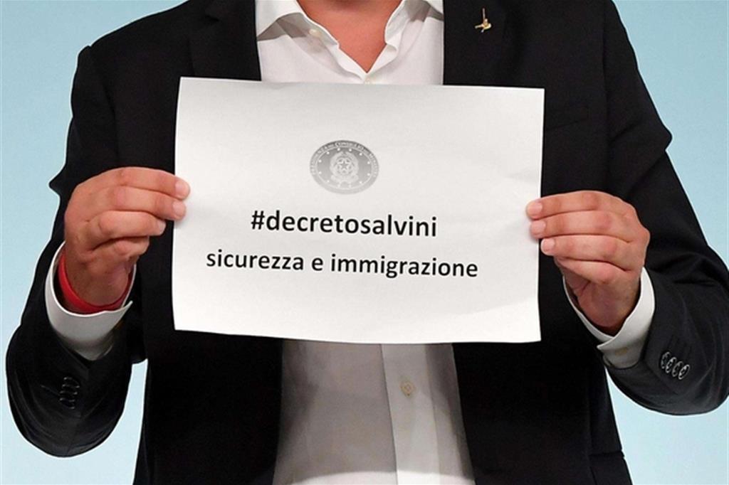 decreto sicurezza 1